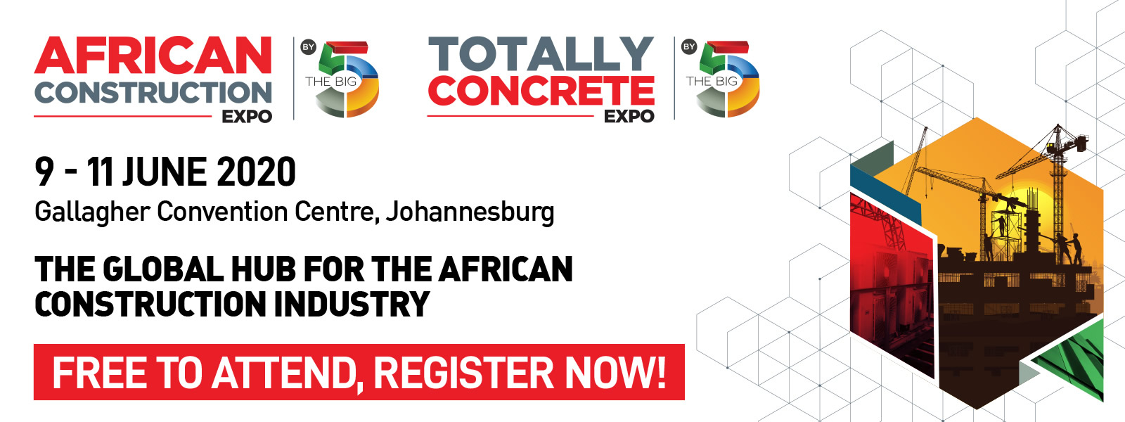 African Construction and Totally Concrete Expo 2020